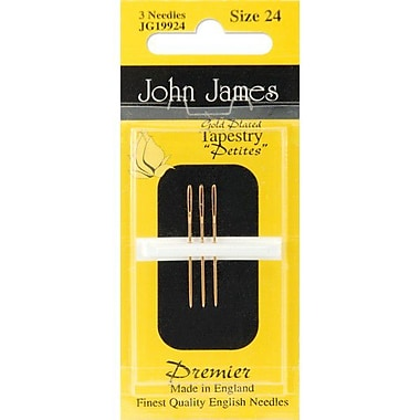 Gold Tapestry Petites Hand Needles