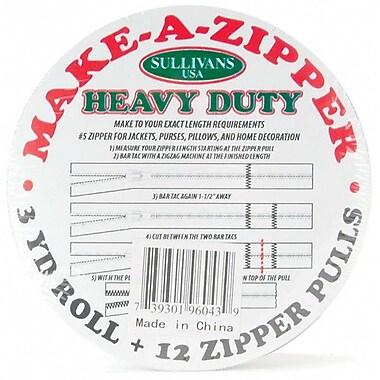 Make-A-Zipper Kit Heavy Duty