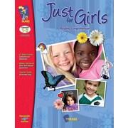 Livres Just for Girls: Reading Comprehension