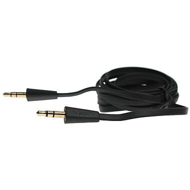 Logiix – Câbles auxiliaires de 3,5 mm Flat Flex