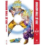 Dragon Ball Z Kai Season 1 Part 8 (DVD)