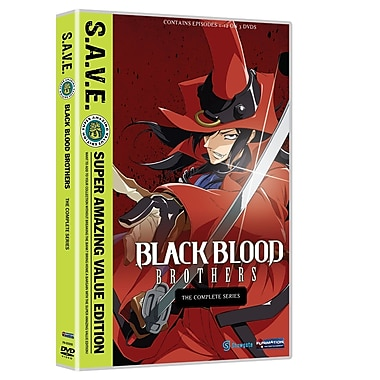 Black Blood Brothers: The Complete Series (DVD)