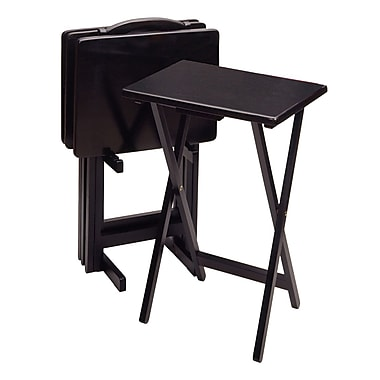 Winsome 5 piece TV Table Sets, Rectangular
