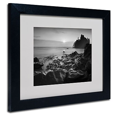 Trademark Fine Art 'Sunset At Ruby Beach'