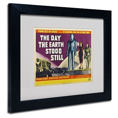 Trademark Fine Art 'Day Earth Stood Still'