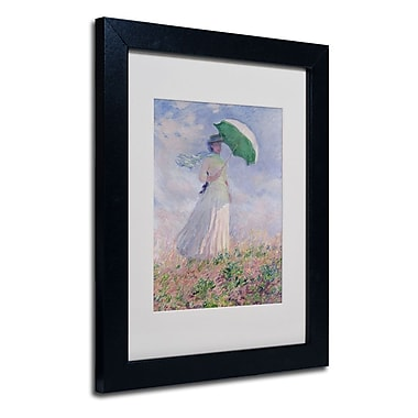 Trademark Fine Art 'Woman With a Parasol'