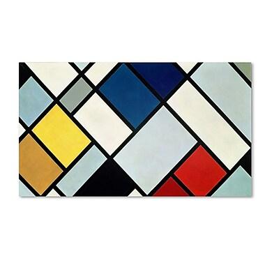 Trademark Fine Art 'Abstract IV'
