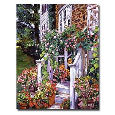 Trademark Fine Art 'A New England Visit'
