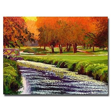 Trademark Fine Art 'Twilight Golf II'