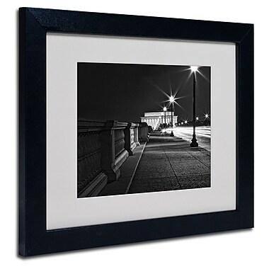 Trademark Fine Art 'Lincoln Memorial Bridge'