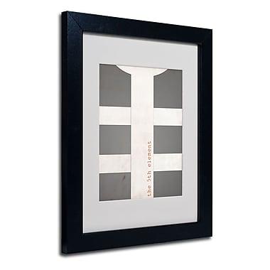 Trademark Fine Art 'Fifth Element'