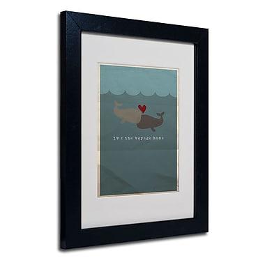 Trademark Fine Art 'The Voyage Home'