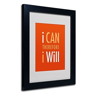 Trademark Fine Art 'I Will III'