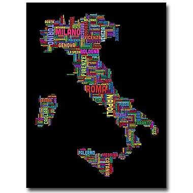 Trademark Fine Art 'Italy VI'