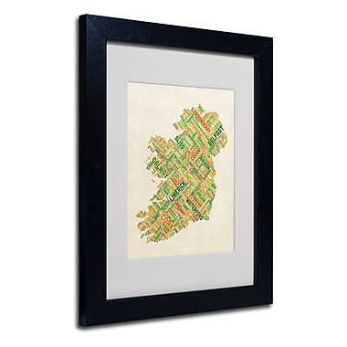 Trademark Fine Art 'Ireland I'