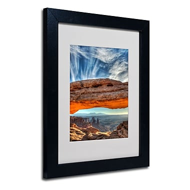Trademark Fine Art 'Mesa Arch Sunrise 2'