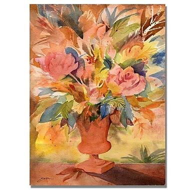 Trademark Fine Art 'Traditional Bouquet II'