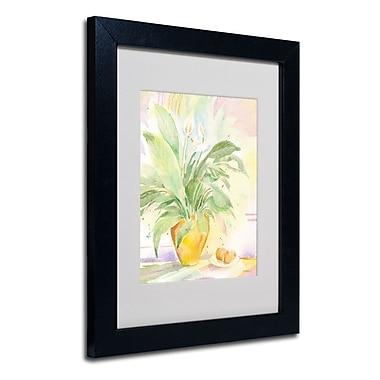 Trademark Fine Art 'The Peace Lily'