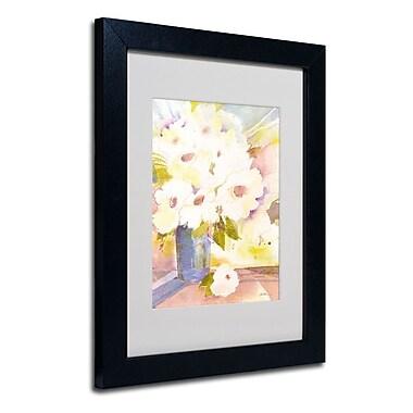 Trademark Fine Art 'Boquet In White'