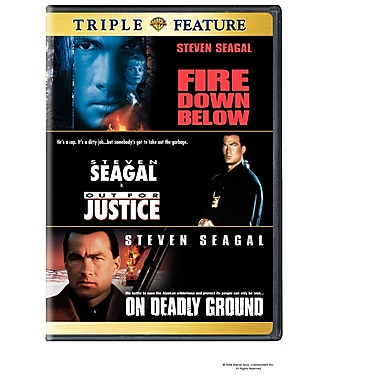 Fire Down Below/Out For Justic (DVD)