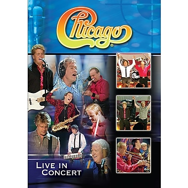 Chicago: Live in Concert (Blu-Ray)