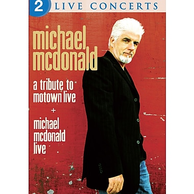 Michael McDonald: Live (DVD)
