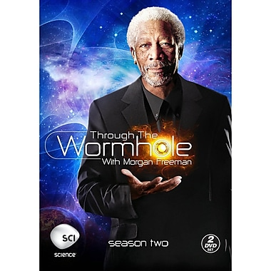 Through The Wormhole With Morgan Freeman: Season 2 (DVD)