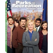 Parks and Recreation: Season 2 (DVD)