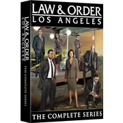 Law & Order: Los Angeles: The Complete Series (DVD)