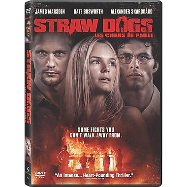 Straw Dogs (2011) (DVD)