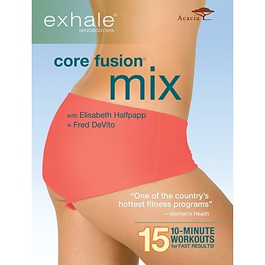 Exhale - Core Fusion Mix (Acacia) (DVD)
