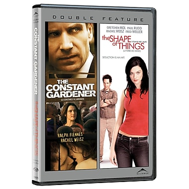 Constant Gardener/Shape of Things (DVD)
