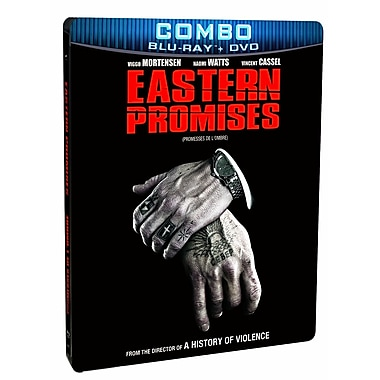 Eastern Promises (Blu-Ray + DVD)
