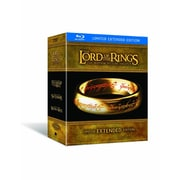 The Lord of the Rings : The Extended Motion Picture Trilogy (Blu-Ray)