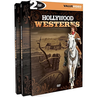 Hollywood Westerns Collection (DVD)