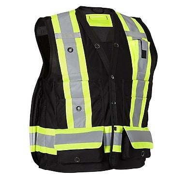 Forcefield Surveyor's Vest, Black