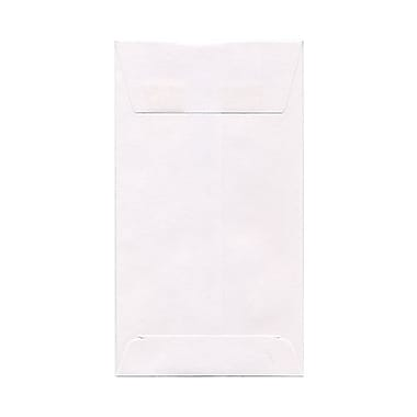 JAM PaperMD – Enveloppes à monnaie nº 6, blanc