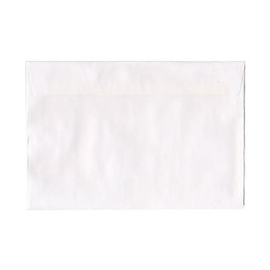 JAM Paper® Booklet Straight Flap Envelopes with Gummed Closure, 6-1/2
