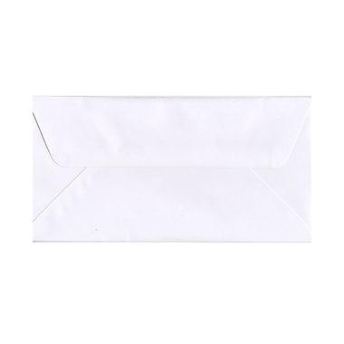 JAM Paper® Booklet Wallet Flap Envelopes with Gummed Closure, 6