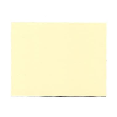 JAM Paper MD – Cartes de correspondance vierges 4 1/4 x 5 1/2 po, ivoire