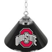"Trademark Global® 14"" Single Shade The Ohio State University NCAA Bar Lamps"