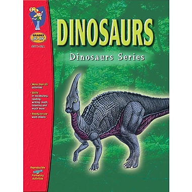 Dinosaurs Books for Grades JK-2