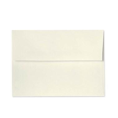 LUX ? Enveloppes d?invitation A4 (4 1/4 x 6 1/4 po), naturel