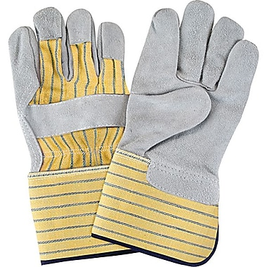 Zenith Safety Split Cowhide Fitters, Superior Quality Gloves, 4