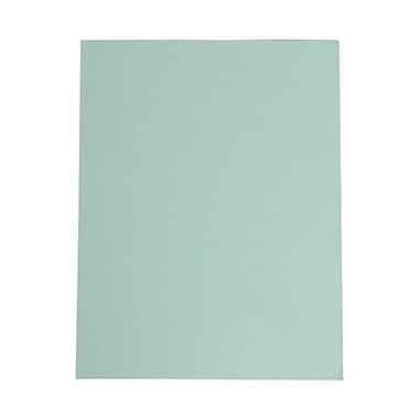 Jam PaperMD – Papier pour imprimante 28 lb, 8 1/2 x 11 po, bleu aqua