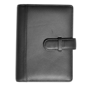 "Royce Leather ""Brag Book"" Photo Holder, 4"" x 6"", Black"