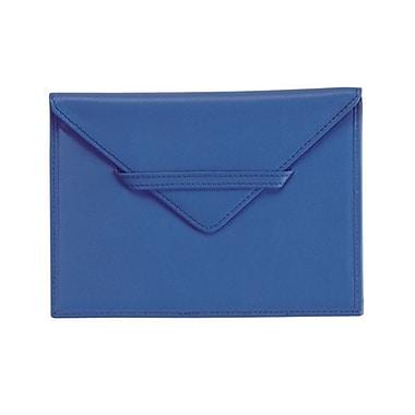 Royce Leather Envelope Photo Holder, Royce Blue
