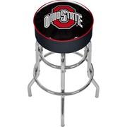 Ohio State Brutus Dash Padded Bar Stool