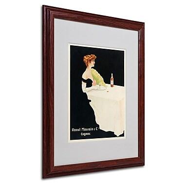Trademark Fine Art 'Raoul Maurain and Co Cognac'