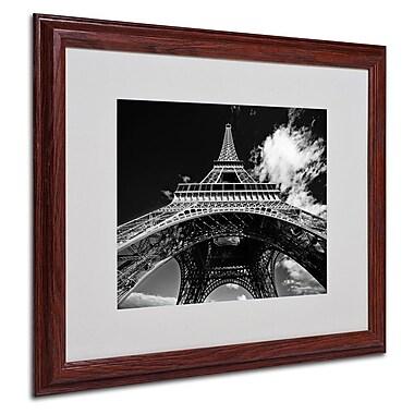Trademark Fine Art 'Paris Eiffel Tower 1'